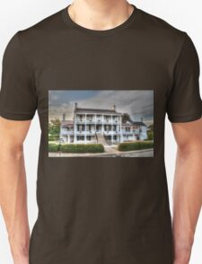 The Derussy House at Fort Monroe T-Shirt