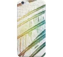 Palm Fronds 1 iPhone Case/Skin
