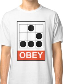 Obey Hacker Classic T-Shirt