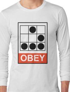 Obey Hacker Long Sleeve T-Shirt