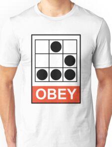 Obey Hacker Unisex T-Shirt