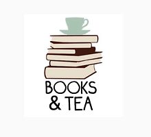 Books and tea des Unisex T-Shirt