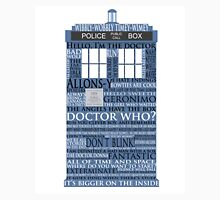 Dr. Who Whovian fans Unisex T-Shirt