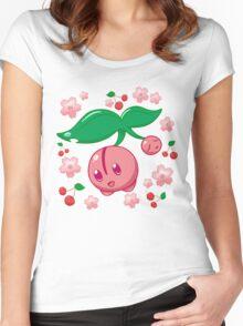 #420 Cherubi Women's Fitted Scoop T-Shirt
