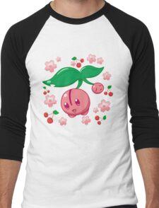 #420 Cherubi Men's Baseball ¾ T-Shirt