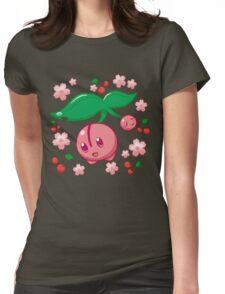 #420 Cherubi Womens Fitted T-Shirt
