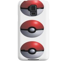 Pokeballs Samsung Galaxy Case/Skin