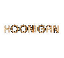 HOONIGAN retro Photographic Print