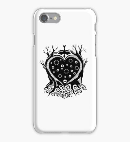 Starry Heart iPhone Case/Skin