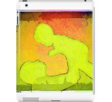 Again Daddy iPad Case/Skin
