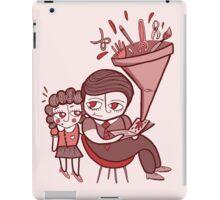 Children`s imagination iPad Case/Skin