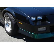 80's American Muscle Photographic Print