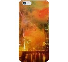 Chitown River Nightglow iPhone Case/Skin