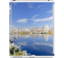 Burton's Wintry River Trent  iPad Case/Skin