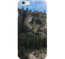 china bend landscapes iPhone Case/Skin
