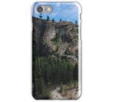 china bend landscapes iPhone Case/Skin