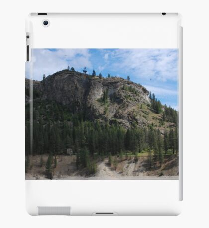 china bend landscapes iPad Case/Skin