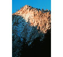 WINTER, NEWFOUND GAP, GREAT SMOKY MOUNTAINS NP Photographic Print