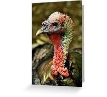 THANKSGIVING SURVIVOR Greeting Card
