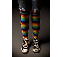American Made Socks Photographic Print