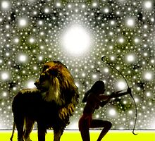 Hunters of the Night Sky by Kevyn Paul Eisenman