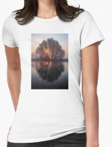 Misty and Magical Womens Fitted T-Shirt