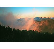SUNRISE, GREAT SMOKY MOUNTAINS NP Photographic Print
