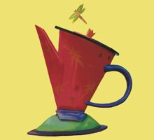 My little teapot by Jeff Burgess