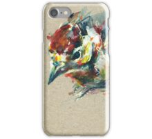 Birdie II iPhone Case/Skin