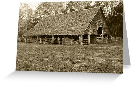 Enloe-Floyd Barn by Gary L   Suddath