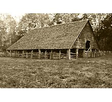Enloe-Floyd Barn Photographic Print