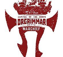 Orgrimmar - Damaged by moombax