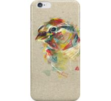 Birdie IV iPhone Case/Skin