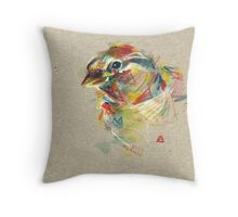 Birdie IV Throw Pillow