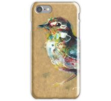 Birdie V iPhone Case/Skin