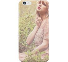 holy ground iPhone Case/Skin