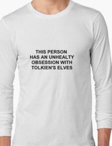 Obsession elves Long Sleeve T-Shirt