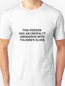 Obsession elves Unisex T-Shirt
