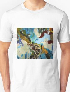 Birds and Ships Unisex T-Shirt