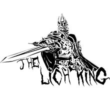 Lich King Photographic Print