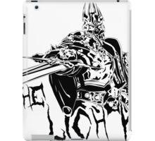 Lich King iPad Case/Skin