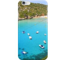 My Villa View....................................Menorca iPhone Case/Skin