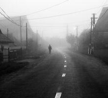 Morning Fog by Keren Segev