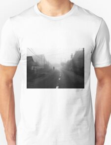 Morning Fog Unisex T-Shirt