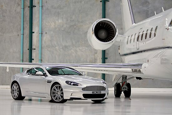 Aston Martin DBS by Jan Glovac Photography