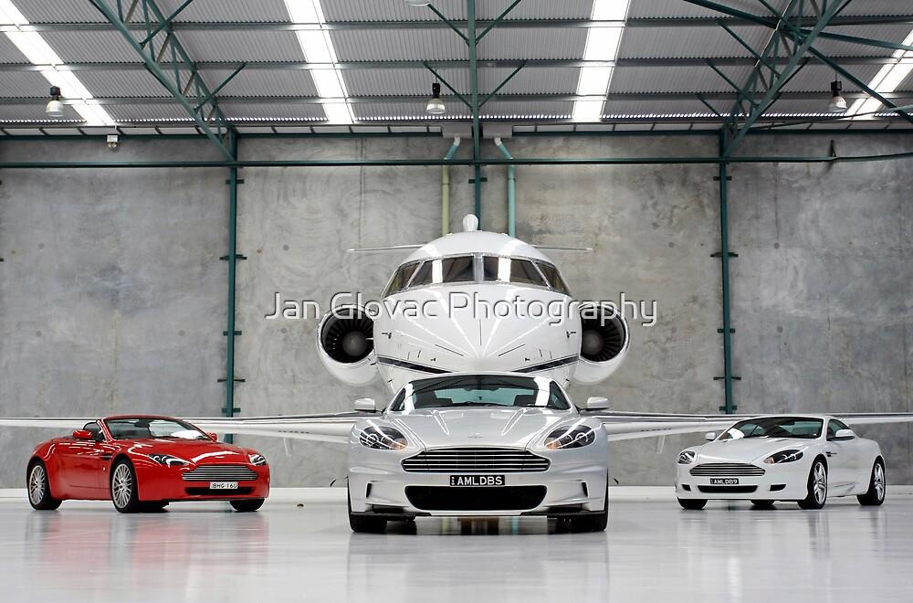 MY09 Aston Martins - DBS, DB9 and V8 Vantage Roadster by Jan Glovac Photography