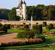 Château de Chenonceau Tower by Alison Cornford-Matheson