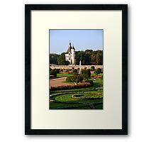 Château de Chenonceau Tower Framed Print