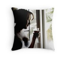 Her Day Throw Pillow