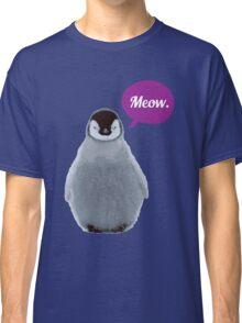 Meow. Classic T-Shirt